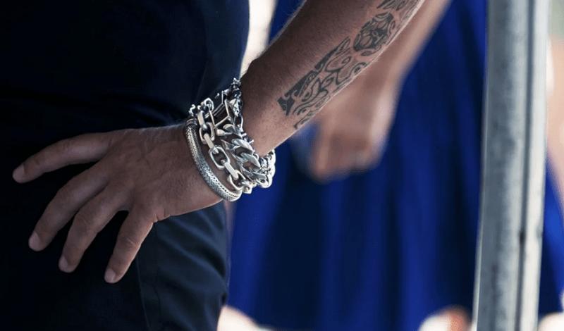 Ювелирные изделия и аксессуары для мужчин