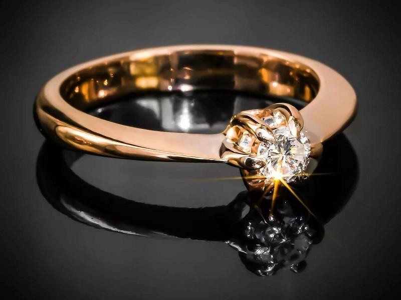 Обновление бриллиантового обручального кольца